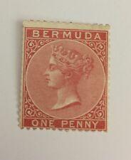 Bermuda Sg 2 Wmk CC Cat £130