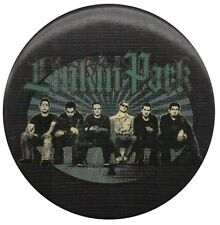 Official Linkin Park LP Green Logo Band Photo Badge 1.5 inch 38mm