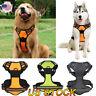 Big Pet Dog Harness Vest Collar Adjustable Soft Collar Walk Out Hand Strap Rope