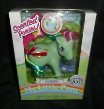 MY LITTLE PONY MLP 35TH ANNIVERSARY SUNLIGHT SCENTED RAINBOW COL TOY NEW IN BOX