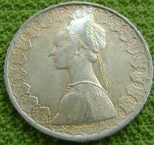 Italie - 500 lire 1966  -  Silver KM# 98