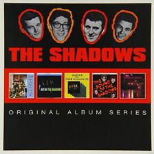 THE SHADOWS ORIGINAL ALBUM SERIES 5CD ALBUM SET