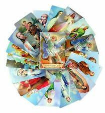 Autom Assorted Holy Cards with Catholic Saints and Prayers - Pack of 54