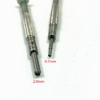 0.7mm/2.0mm Watch Repair Screwdriver for Hairspring Stud