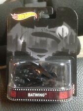 HOTWHEELS RETRO ENTERTAINMENT BATMAN - BATWING - BRAND NEW