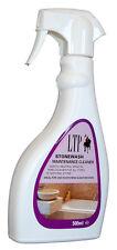 LTP Stonewash Spray Easy Clean Kitchen Worktop Cleaner Granite Marble Quartz