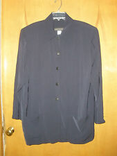 Hino & Malee III Pant Suit Shirt/Jacket Pants Micro Polyester sz M L Womens NWT
