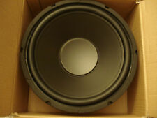 "NEW 12"" Home Audio Speaker SubWoofer.8ohm Driver.bass sound woofer replacement."
