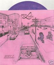 "REAL LULU - ""HELL/MOTORHEAD"" 7"" - 1995-RARE PURPLE WAX!"