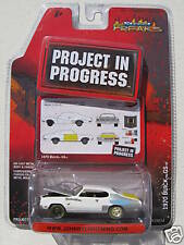 JOHNNY LIGHTNING MUSCLE CARS R20 PROJECT IN PROGRESS 1970 BUICK GS