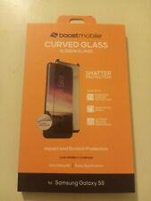 Samsung Galaxy S9 Curved Glass Screen Guard New