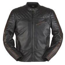 Giacche impermeabile Furygan in pelle per motociclista
