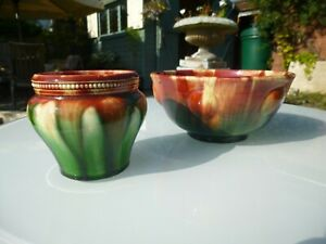 Christopher Dresser Ault Pottery British Art Pottery (2 items) No Reserve