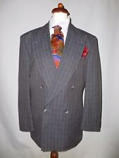 VINTAGE Paul Smith Cotone Giacca/Blazer-UK 36 REG British made