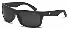 Zeal Optics Matte Black/ Dark Grey Essential 58-19-128 Polarized Sunglasses 1587