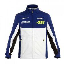 Genuine Yamaha Rossi VR46 Soft Shell Jacket VR4-16JKT-BL-LG ***RRP $199.99***