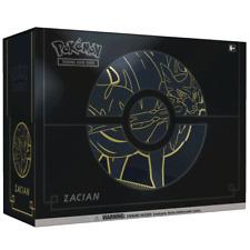 Pokemon TCG: Elite Trainer Box Plus Sword & Shield Zacian NEW SEALED