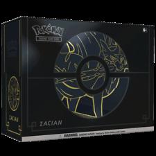 Pokemon TCG: Elite Trainer Caja Plus Sword & Shield Zacian Nuevo Sellado