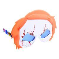 Chucky Doll Scary Halloween Shades Costume Party Favor Sunglasses Sun-Staches