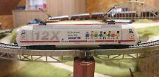 Locomotive Electrique DB BR 128 UNICEF Märklin 34382 3 rails HO DELTA & Digital