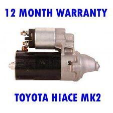 TOYOTA HIACE MK2 MK II 1.8 2.0 1983 1984 1985 1986 - 1989 RMFD STARTER MOTOR