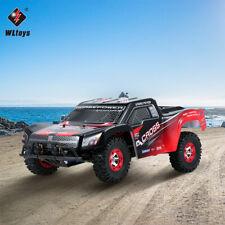 Wltoys 12423 1/12 2.4G 4WD RC Auto 50km/h High Speed Ferngesteuertes Truck M3U4