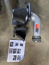 K&N Air Intake 11-17 Ford Taurus Sho 13-17 Ford Explorer Sport 3.5L Ecoboost
