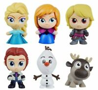 TOMY DISNEY FROZEN CUTE BUILDABLE FIGURES COLLECT SET 6