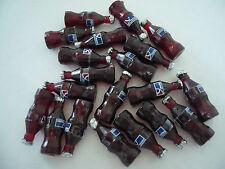 20 Mini Pepsi  Bottle Dollhouse Miniatures Supply Food Deco