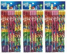 Disney Inside Out Pencils School stationary Supplies 36pc