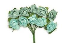 Kaisercraft Mini Paper Blooms - Sage