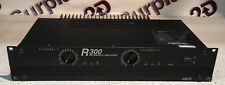 Inter M R300 Plus reference power amplifier