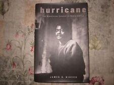 Hurricane: The Miraculous Journey of Rubin Carter, Hirsch, signed, boxing, 2000