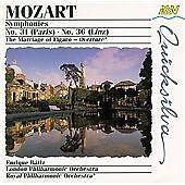 Mozart:Syms 31, 36, Batiz:Lso, Very Good Import