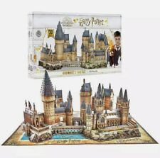New Harry Potter Wizarding World Hogwarts Castle 3D Puzzle 428 Pieces Large NEW