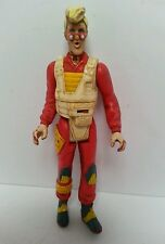 """GHOSTBUSTERS-Egon Spengler 5"""" Action Figure Giocattolo Kenner 1988 Vintage Giocattolo Retrò"""
