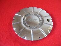 """TSW  Custom  Wheel Center Cap Chrome Finish 6 5/8"""" diameter"""