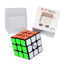 New QiYi Thunderclap V2 3x3 Black Magic cube MoFangGe qiyi Thunderclap 3x3 V2