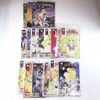 Sailor Moon Comic Book Lot Vol 1-4 20, 23-35 Missing 27 Tokyo pop Mixx See Pics
