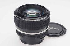 Nikon Nikkor AI-S 50mm F1.2 Lens 50/1.2 AIS                                 #695
