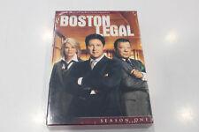 """New"" Boston Legal - DVD - Season One - Region 1"