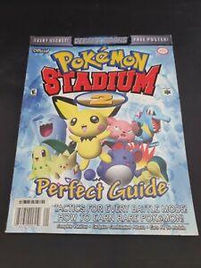 Pokemon Stadium 2: Perfect Guide (Versus Books)