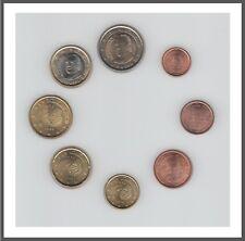 España 1999 Emisión monedas Sistema monetario euro € Tira