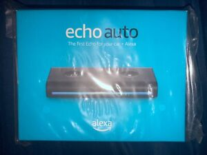 New Amazon Echo Auto - Hands-free Alexa in your car with your phone