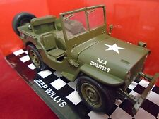 Model Willys Jeep 1/32 Scale Diecast Model Car  P/N 61053