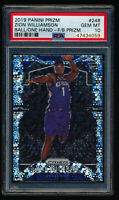 2019-20 Zion Williamson Prizm Fast Break Rookie #248 PSA 10 GEM MINT 🔥🔥INVEST