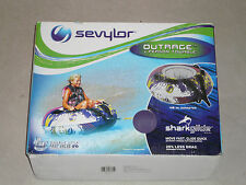 NEW Sevylor Outrage 1 Person Towable Tube