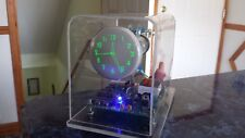 "Homemade Mini Oscilloscope Clock DG7-6 3"" CRT Cathode ray tube Scope Nixie"