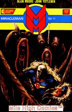 MIRACLEMAN  (1985 Series)  (ECLIPSE) #11 Very Good Comics Book