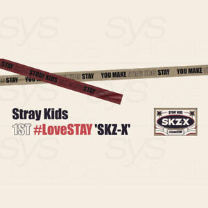 Stray Kids Official Goods 1ST#LoveSTAY SKZ-X MD + Tracking Number